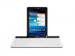 كيبورد و پايه نگهدارنده Galaxy Tab 7.7