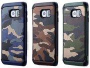 قاب محافظ چریکی سامسونگ Umko War Case Camo Series Samsung Galaxy S6 Edge