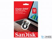فلش مموری سندیسک Sandisk Cruzer Orbit USB 2.0 Flash Memory 32GB