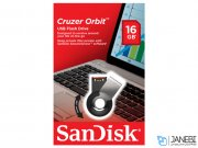 فلش مموری سندیسک Sandisk Cruzer Orbit USB 2.0 Flash Memory 16GB