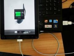 شارژر USB گالکسی تب