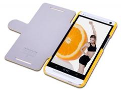 کیف چرمی HTC one Dual Sim مارک Nillkin