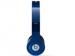 هدفون سولو بیتس Beats Solo Metallic Blue