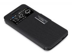 کیف چرمی  HTC One Dual Sim