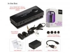 اطلاعات هدست بلوتوث سونی مدل Sony SBH50