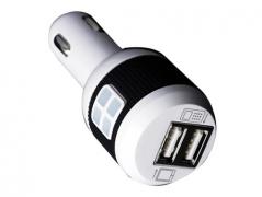 شارژر فندکی AX با دو پورت USB