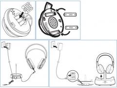راهنمای هدست فیلیپس Philips SHC5100