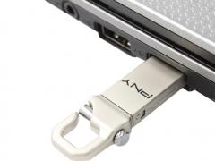 خرید اینترنتی فلش مموری پی ان وای PNY Mini Hook 16GB