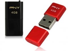 خرید فلش مموری پی ان وای PNY Cube 4GB