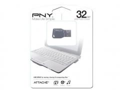قیمت فلش مموری پی ان وای  PNY key attache 32GB