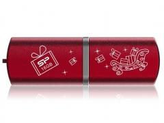 فروشگاه اینترنتی فلش مموری سیلیکون پاور Silicon Power Luxmini 720 limited 16GB