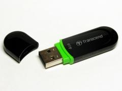 خرید آنلاین فلش مموری ترنسند Transcend JetFlash 300 4GB