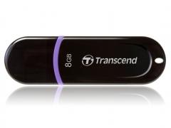 خرید پستی فلش مموری ترنسند Transcend JetFlash300 8GB