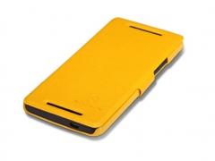خرید آنلاین کیف چرمی مدل01 HTC ONE / M7 مارک Nillkin