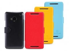 قیمت کیف چرمی مدل01 HTC ONE / M7 مارک Nillkin