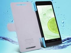 خرید کیف چرمی مدل01 HTC ONE / M7 مارک Nillkin