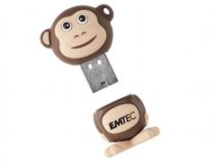 خرید پستی فلش مموری Emtec Monkey M-322 8GB