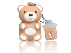 خرید آنلاین فلش مموری  Emtec Teddy M-311 8GB