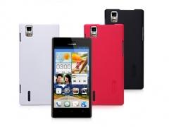 خرید پستی قاب محافظ Huawei Ascend P2 مارک Nillkin