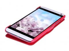 خرید پستی کیف چرمی HTC Desire 700 مارک Nillkin