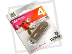 قیمت فلش مموری سیلیکون پاور Silicon Power LuxMini 910 4GB