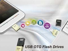 خرید اینترنتی فلش مموری سیلیکون پاور Silicon Power X10 Mobile OTG 32GB