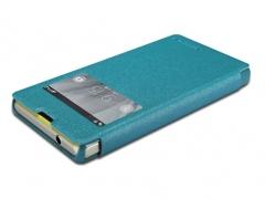 خرید پستی کیف چرمی Sony Xperia Z1 Compact مارک Nillkin