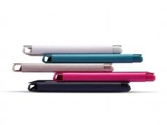 خرید عمده کیف چرمی Sony Xperia Z1 Compact مارک Nillkin