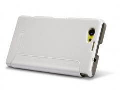خرید کیف چرمی Sony Xperia Z1 Compact مارک Nillkin