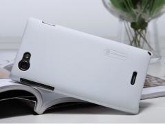 فروش اینترنتی قاب محافظ Sony Xperia J مارک Nillkin