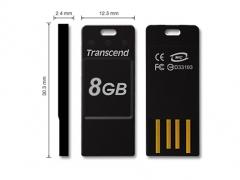 خرید آنلاین فلش مموری ترنسند Transcend JetFlash T3 8GB