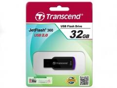 قیمت فلش مموری ترنسند Transcend JetFlash 360 32GB