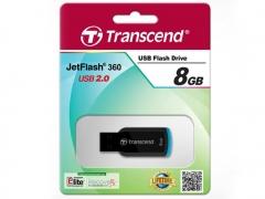 قیمت فلش مموری ترنسند Transcend JetFlash 360 8GB