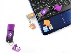 خرید آنلاین فلش مموری اچ پی HP V245L 8GB