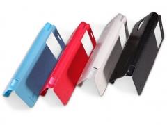 خرید کیف چرمی Samsung Galaxy J مارک Nillkin