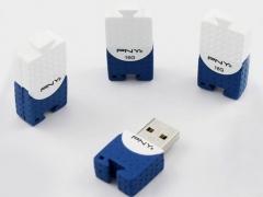خرید آنلاین فلش مموری پی ان وای PNY Brick Attach 16GB