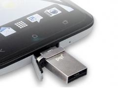 خرید آنلاین فلش مموری پی کیو آی Pqi Connect 201 U837 8GB