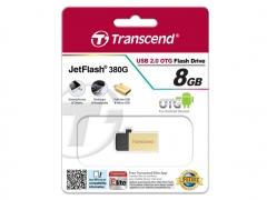 قیمت فلش مموری ترنسند Transcend JetFlash 380G 8GB