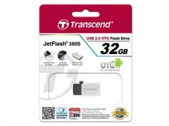 قیمت فلش مموری ترنسند Transcend JetFlash 380S 32GB