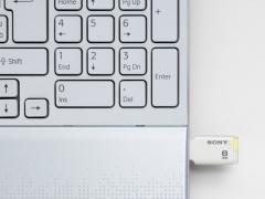خرید اینترنتی فلش مموری سونی Sony MicroVault USM8GM/W 8GB