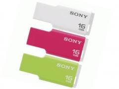 خرید عمده فلش مموری سونی Sony MicroVault USM16GM/W 16GB