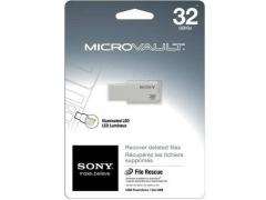 قیمت فلش مموری سونی Sony MicroVault USM32GM/W 32GB