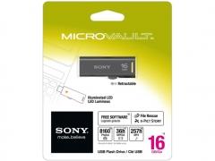 قیمت Sony Micro Vault USM16GR- 16 GB