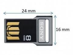 خرید آنلاین فلش مموری سونی Sony MicroVault USM8GV 8GB