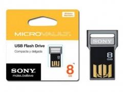 قیمت فلش مموری سونی Sony MicroVault USM8GV 8GB