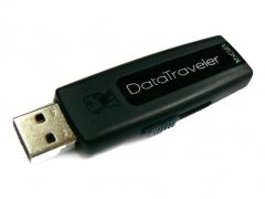 خرید فلش مموری کینگستون Kingston Data Traveler 100 16GB