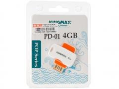 قیمت فلش مموری کینگ مکس Kingmax PD01 4GB