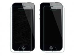 خرید عمده محافظ صفحه نمایش شیشه ای iphone 5s مارک Nillkin
