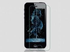 قیمت محافظ صفحه نمایش شیشه ای iphone 5s مارک Nillkin