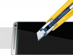 خرید عمده محافظ صفحه نمایش شیشه ای HTC One Max مارک Nillkin
